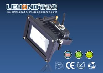 China AC100-240v 10w RGB Led Flood Light Outdoor IP 65 Color Changing supplier