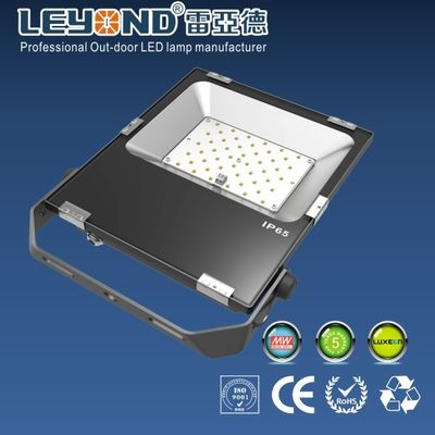 China High efficiency 106lm/W Waterproof Led Flood Lights  SMD Led Floodlight 50W 100W supplier
