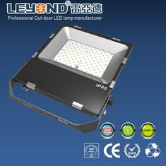 China Dimmable Bridgelux 45Mil Waterproof LED Flood Lights100w Outdoor Led Garden Flood Lights supplier