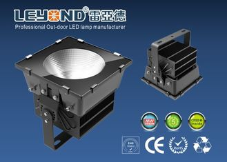 China Pure White 140lm / W Waterproof Led Flood Lights 1000w For Football Field Lighting supplier