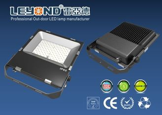 China Sport Field 100w Waterproof LED Flood Lights Black Body SMD Lumileds 3030 chip supplier