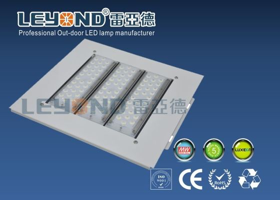 China Outdoor Llighting 150W Gas Station Canopy Lighting 6500K Pure White Energy Saving IP65 supplier