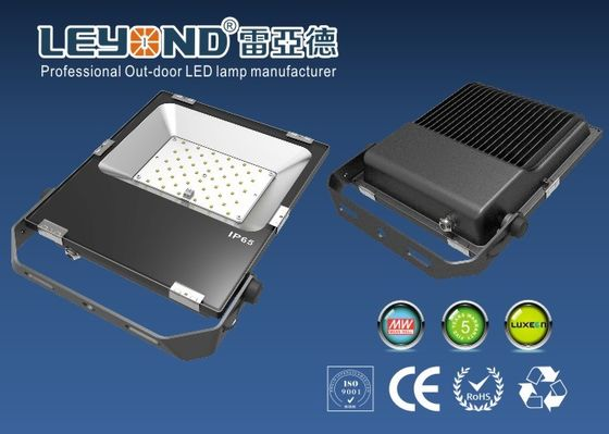 China IP67 Waterproof commercial outdoor led flood light fixtures 50 Watt 50000 hours supplier