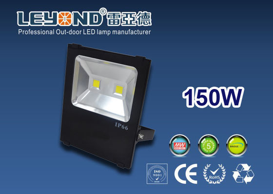 China IP65 100-277v AC Led Outdoor Flood Lights 50/60hz 50w 80w 100w supplier