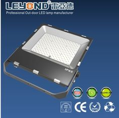 China 100-110lm / W High Brightness Outdoor Led Flood Lights 200w 3030SMD CRI >80 supplier