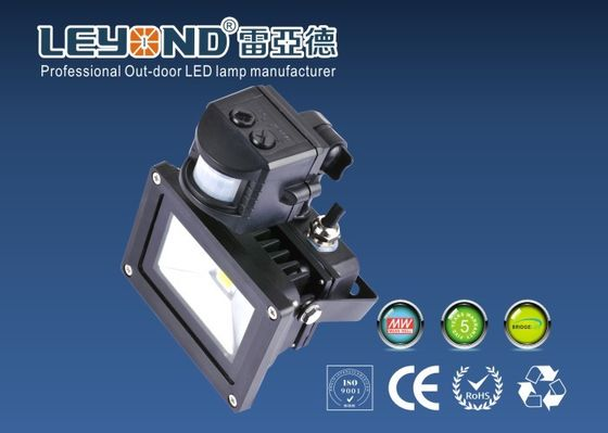 China 120 Degree 90-100lm / W Led PIR Security Floodlight 2.5-4m Installation Height supplier