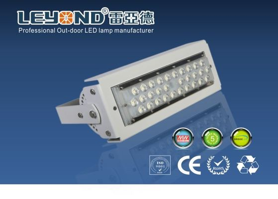 China Single Module 50w Led Tunnel Lights Outdoor IP65 Beam Angle 145x90 Degree supplier