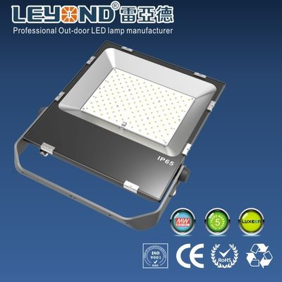 China Super Slim 120 Lm / W Waterproof Led Flood Lights  3030 Chip 10w Led Floodlight 30w supplier