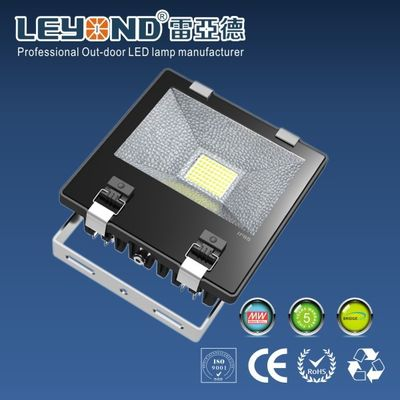 China Water Proof COB Outdoor LED Flood Lights Bridgelux Chip 5 Years Warranty UL CUL supplier