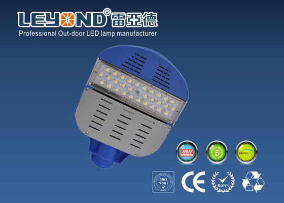 China Energy Saving Street Lighting 50W With Bridgelux Chip Sosen Driver 3 Years Warranty supplier