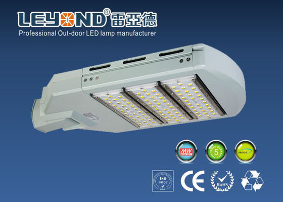 China 80 Watt LED Street Lighting Waterproof With Meanwell HLG Driver , CE ROHS Approved supplier