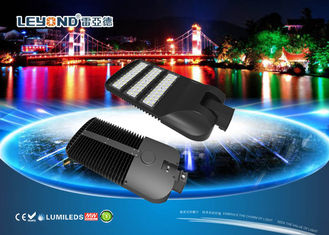 China ENEC listed Waterproof 150w led street light 160lm/w With Meanwell ELG Power supply supplier