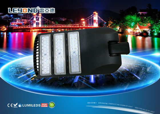 China TOP3 IP65 LED Street Lighting 170Lm/W High Performance 5 Years Warranty supplier