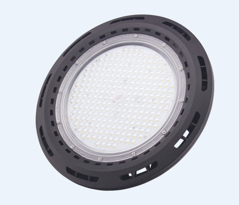 China CE RoHS approved waterproof UFO LED High Bay Light Lumileds 3030 Chips Meanwell driver supplier
