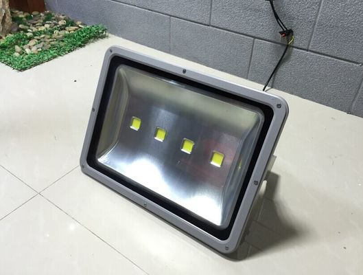 China Ip65 Waterproof High Power Led Flood Light 250w Bridgelux Chips With Classic Housing supplier