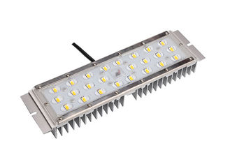 China Energy Saving 150lm / W LED Street light module 30w 50w led module light With Aluminum / PC Body , 5 Years Warranty supplier