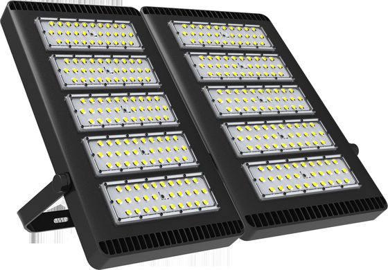 China Meanwell Driver LED Stadium Light 165lm/w 50 - 1000w IK10 IP65 For Area Lighting supplier