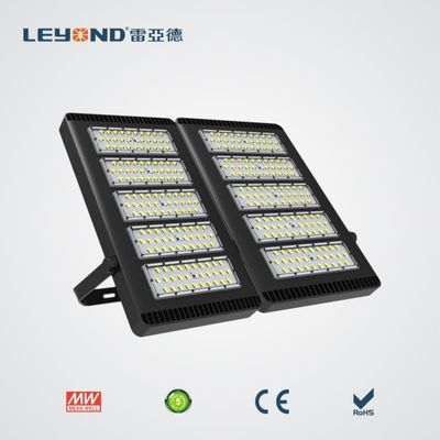 China Factory Sale 480W Stadium Flood Light 160lm/w Meanwell Driver 5 Years Warranty IP66 supplier