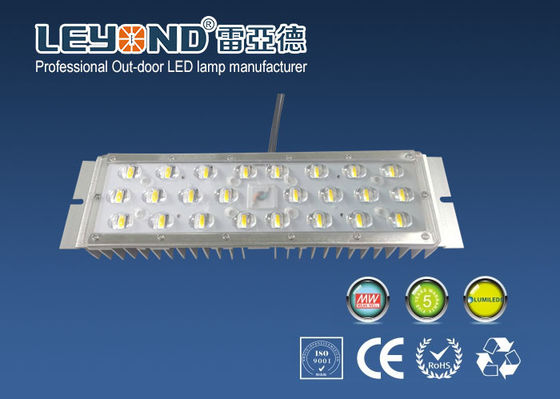China Super Brightness Outdoor Led Module For Street Light / 25500lm High Power Led Module supplier