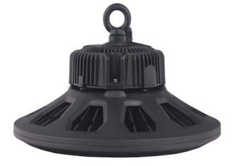 China Outdoor IP65 150w UFO LED High Bay Light Aluminum Lamp Body 50000hrs Lifespan supplier