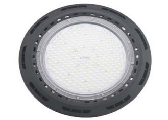 China Industrial UFO LED High Bay Light 100W With Meanwell Driver , 120lm/W Efficiency supplier
