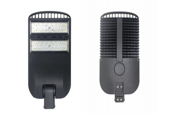 China Durable Outdoor Led Street Light , 160w/m Street Light Led Lamp Aluminum Body supplier