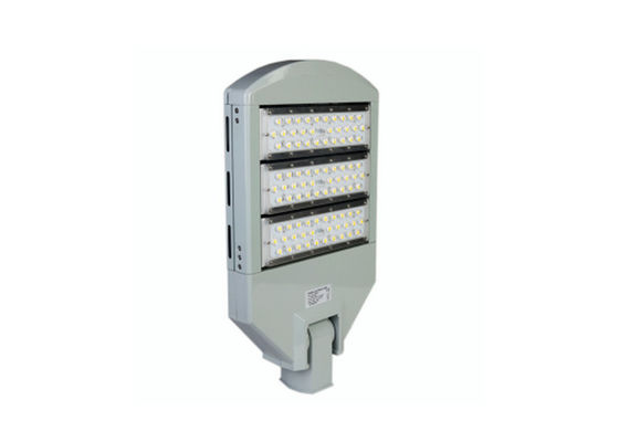 China Meanwell Driver Dimmable Led Street Lights Outdoor 120w IP65 50000hrs Lifespan supplier