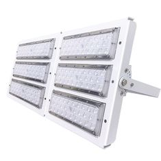 China Aluminum alloy lamp body High Brightness 160lm/w Football Ground 200w Led Outdoor Flood Light Ip65 supplier