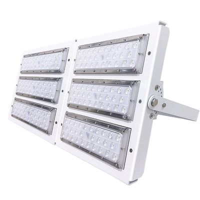 China IP66 Modular Outdoor LED Flood Lights 100w , Asymmetric Led Area Flood Lights SMD 5050 Chip supplier