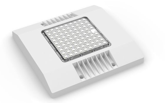 China 2700-6500K Canopy Led Lights 5050 Light Source 160-170lm/w 85 Degrees Beam Angle supplier