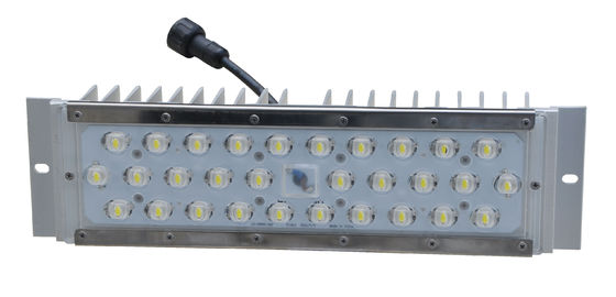 China White 45W LED Module Outdoor High Brightness Die Cast Aluminum For SMD 3030 Streetlight supplier