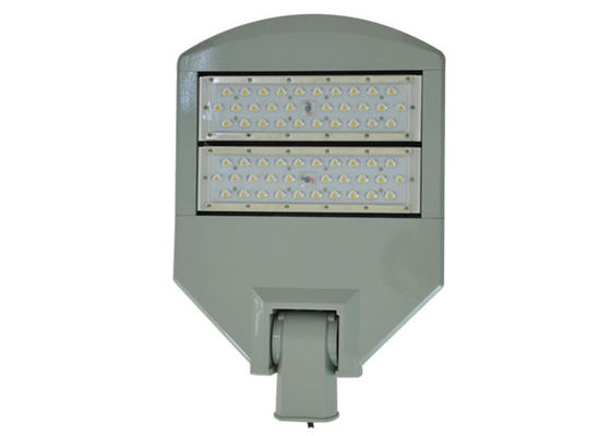 China 300 chip Module led street light 100w with microwave sensor supplier