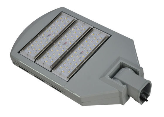 China Super bright Solar 100W LED Street lamp for highway / urban road / stadium supplier