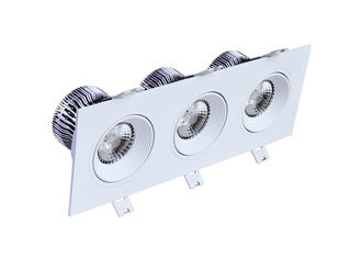 China Restaurant / museum / exhibition hall LED DownLight , Patent DIWL Lens LED Down Lamp supplier