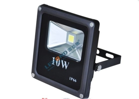 China COB Slim Line die casting LED Flood Lights Pure White 100w High Power Floodlight supplier
