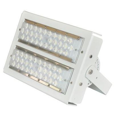China Ip65 full waterproof 100w Led Flood Lights Outdoor High Power With Bridgelux / Meanwell factory