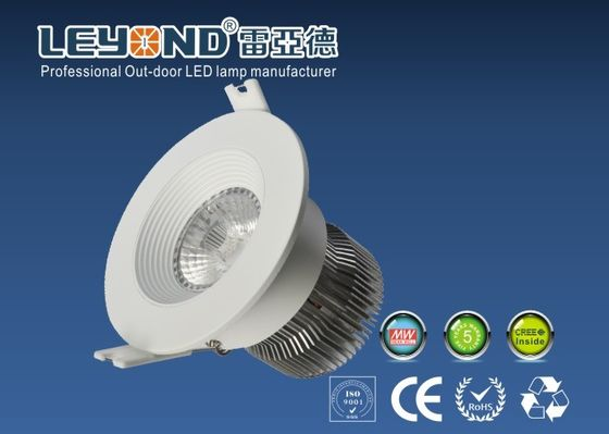 China Anti-glare Cree COB LED Down Light 15w high performance for indoor application factory