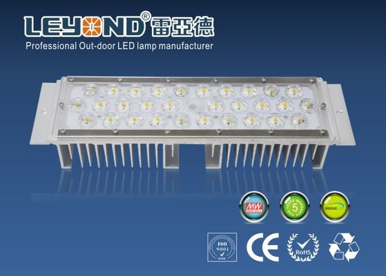 China High Efficiency SMD Led Light Module Waterproof / IP68 Led Street Light Module With 2800-6500K factory