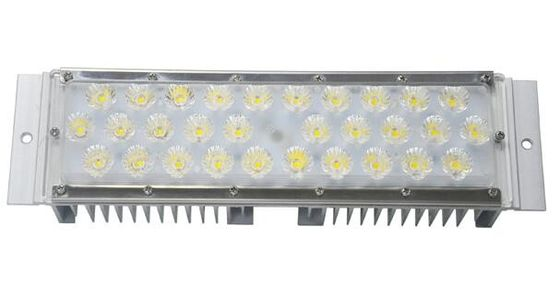 China IP66 waterproof high lumen 50w LED Street Lighting 150lm / w CE RoHS certificate distributor
