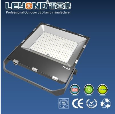 China 100-110lm / W High Brightness Outdoor Led Flood Lights 200w 3030SMD CRI >80 factory