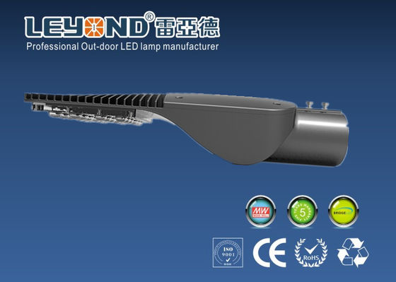 China 2700k-6500K LED Street Lighting / LED Roadway Light 120Lm/W 5 Years Warranty hot selling distributor