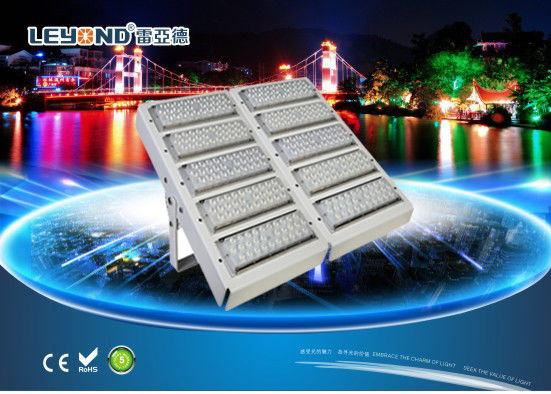 China Football Ground Or Big Stadium Lighting CE, ROHS Approved 160LM/W High Lumens 500W Big Power Modular LED Flood Light distributor