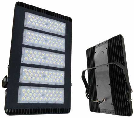 China Outdoor 240W LED Flood Light Meanwell HLG Power Supply With 5 Years Warranty factory