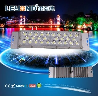 China Aluminum 180lm / W Led Lamp Module , High Power Led Street Lighting Module distributor