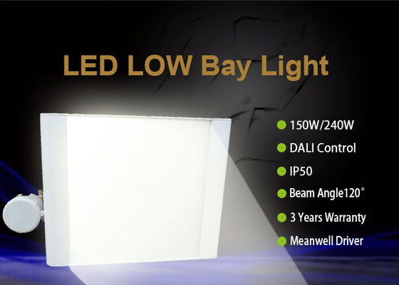 3030 SMD Led Low Bay Lighting 150w 240w With Meanwell Elg Dimming Driver