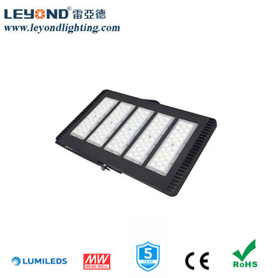 China CE ROHS certified IP66 240W Outdoor LED Flood Lights 160Lm/w Outdoor Lighting Fixture 5 Years Warranty factory