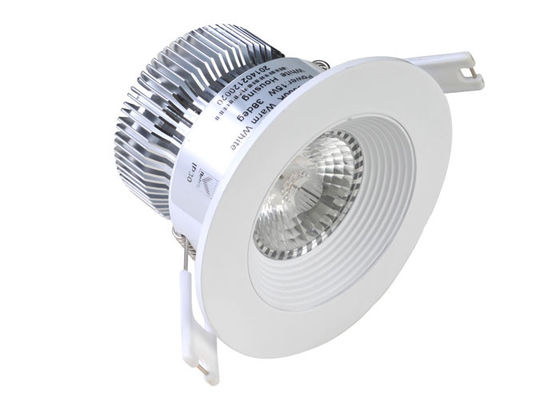 China Cree COB Chip indoor LED DownLight , hotel / office LED Down Lighting factory