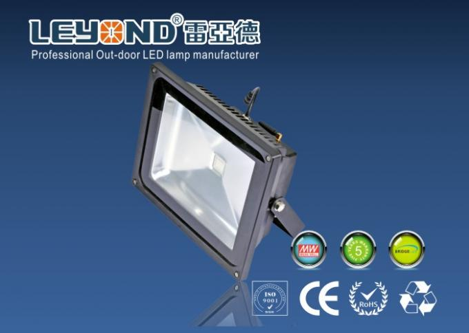 Portable 50 Watts Led RGB Floodlight Outdoor Colored Led Flood Lights