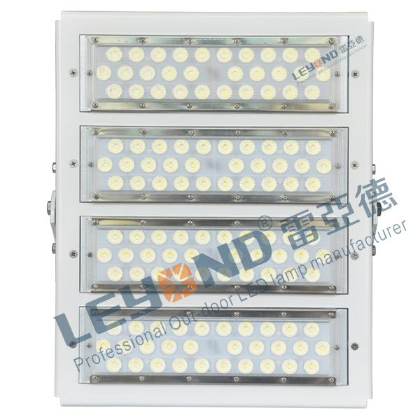 Aluminum alloy lamp body High Brightness 160lm/w Football Ground 200w Led Outdoor Flood Light Ip65