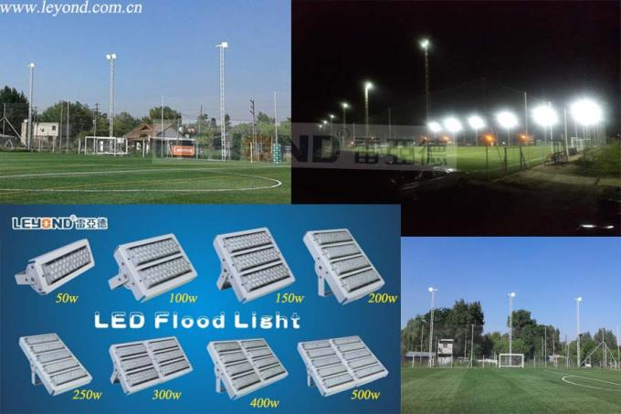 500 Watt High Power LED Flood Lights 120lm/W Efficiency With 5years Warranty for football field